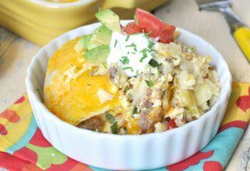 Mexican-Breakfast-Casserole-8